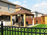 custom 8X8 gazebos in brampton